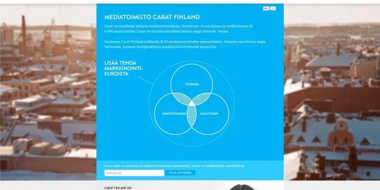Carat Finland Oy