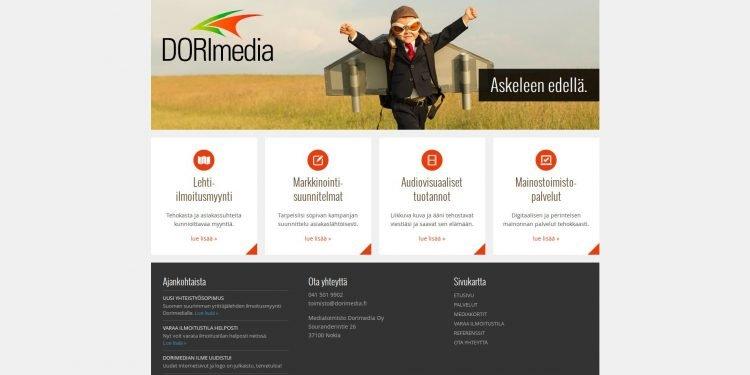 Mediatoimisto Dorimedia Oy